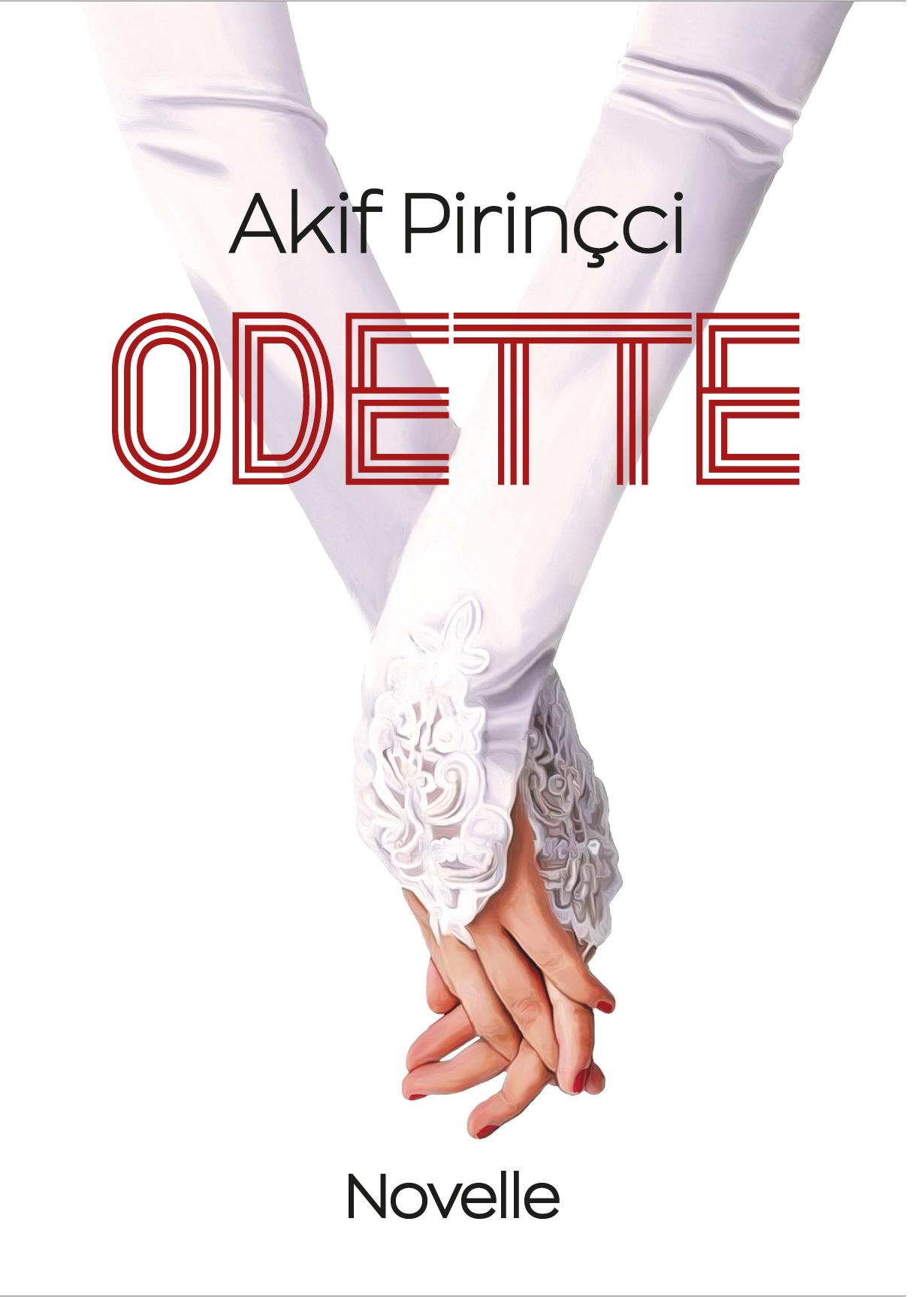 Akif Pirinccis neues Buch Odette